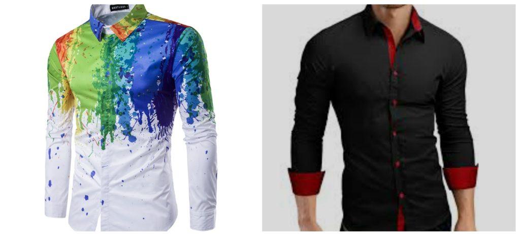 Mais chaque homme devrait s\u0027intéresser aux chemises hommes 2018! Quel genre  de chemises pour homme sera à la mode en 2018? Quels matériaux les  concepteurs