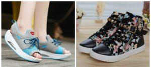 Chaussures 2018: tendances élégantes pour chaussures féminines 2018