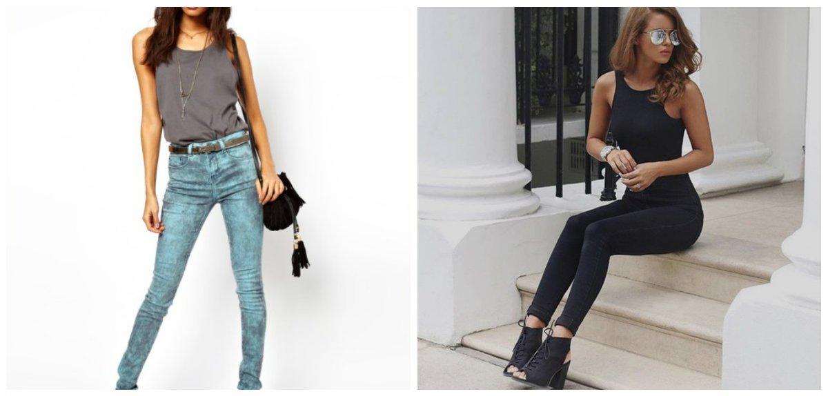 Mode fille 2018 Pantalons taille haute Chapeaux 2018