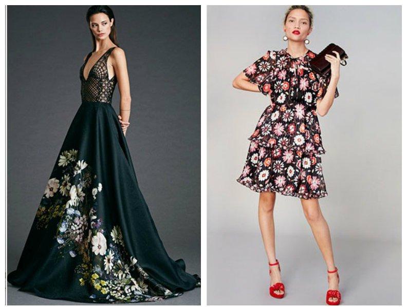 robes femme 2018 principales tendances de la mode. Black Bedroom Furniture Sets. Home Design Ideas