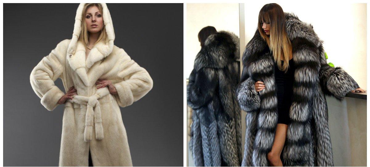 Manteau femme 2018: tendances pour les manteaux de fourrure femme