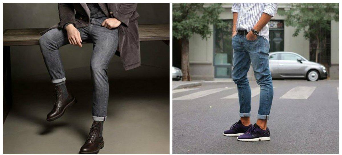 Les jeans homme 2018 sont confortables et très fashionables.