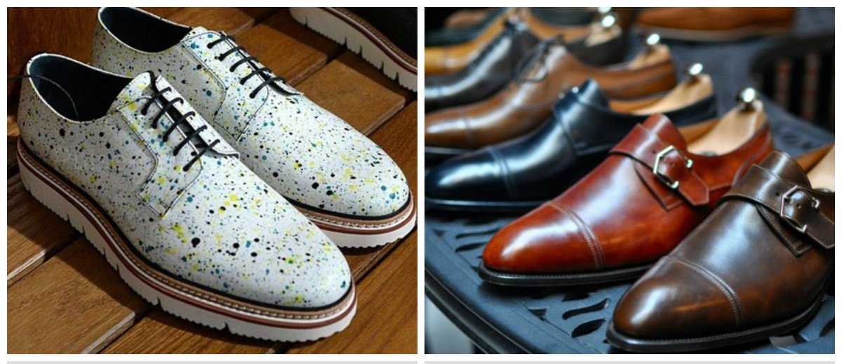 Chaussures homme 2018: les tendances pour les chaussures 2018