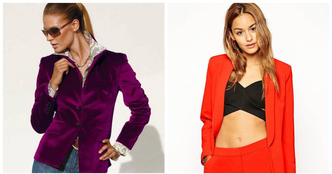 Blazer femme 2018: les tendances élégantes du blazer féminin