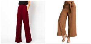 Pantalons femme 2018: pantalons à la mode pour femmes 2018