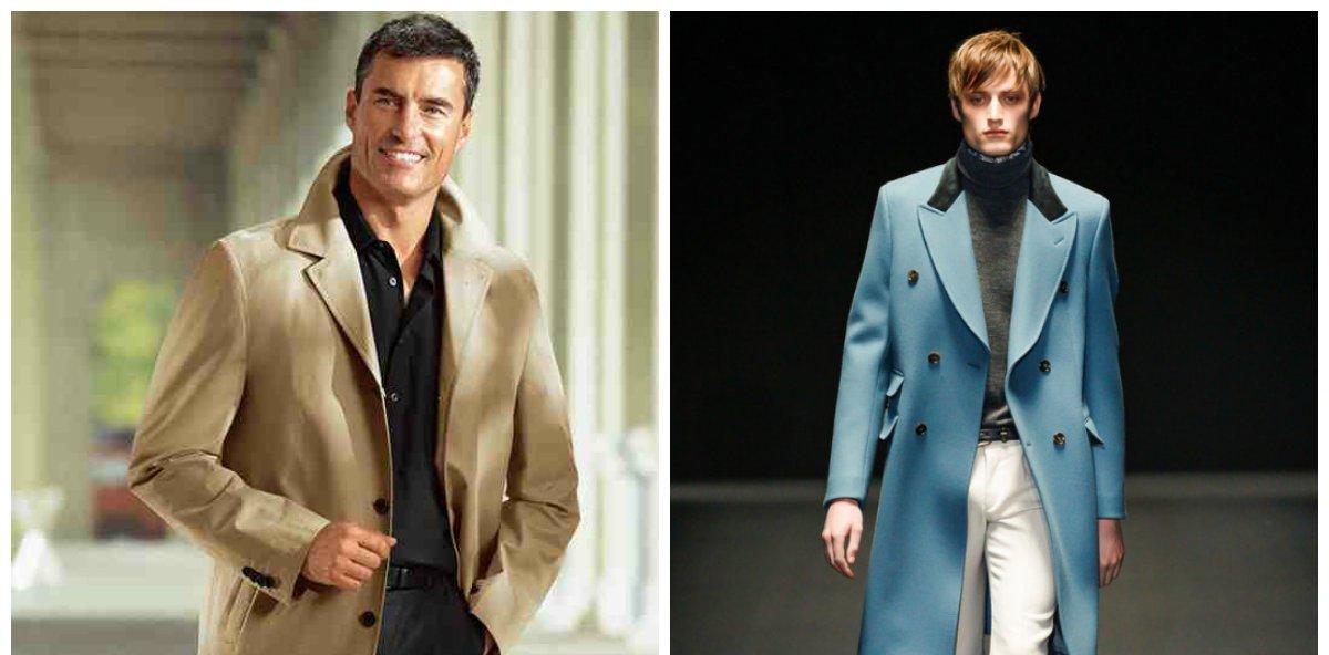 Manteau hiver homme 2018: tendances des manteaux homme 2018