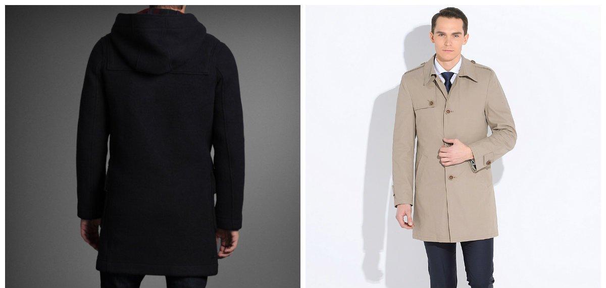 Le manteau hiver homme 2018 permettra aux hommes de regarder de façon exquise et majestueuse
