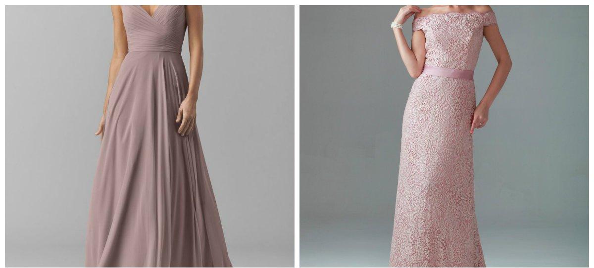 Les robe demoiselle d'honneur 2018 ne sont pas moins importantes.