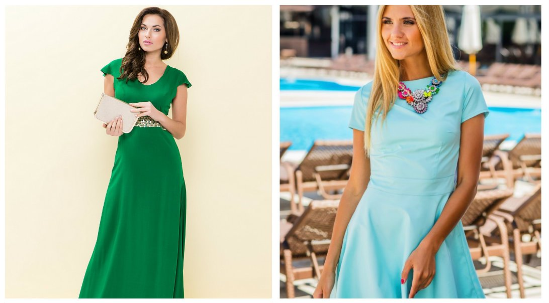 Le modèle légère est un modèle élégant de robe 2018.