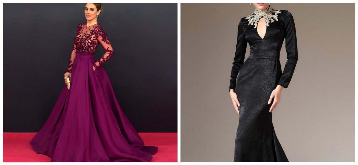 Robes du soir 2019: les tendances stylées pour les robes de soirée 2019