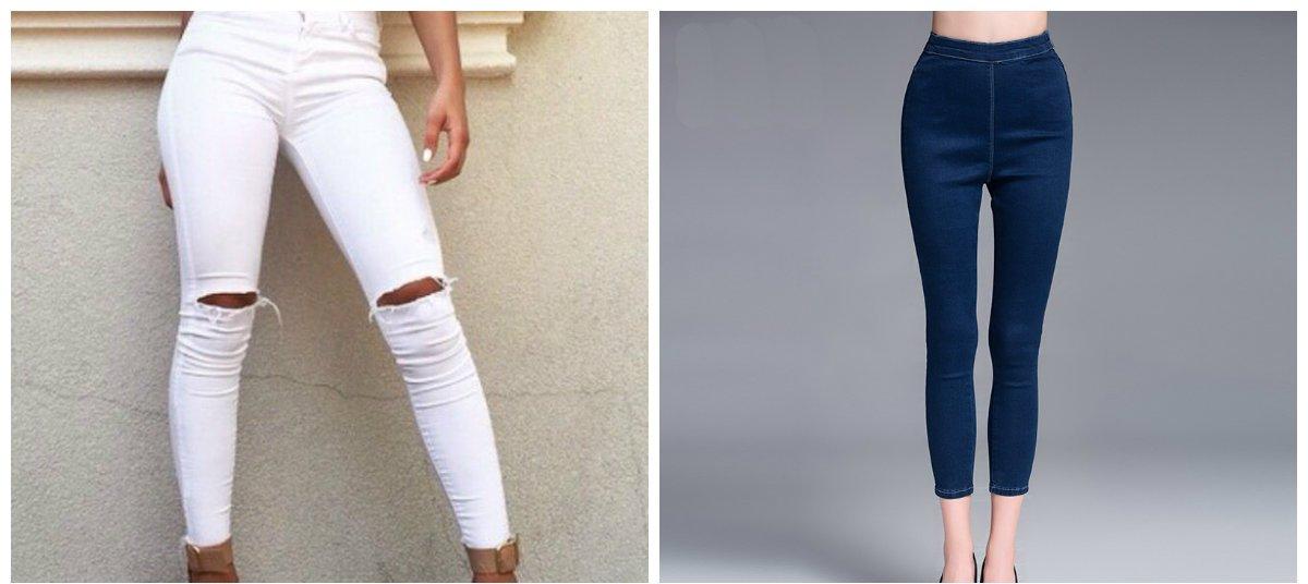 Jeans femme 2018: les tendances pour les jeans 2018