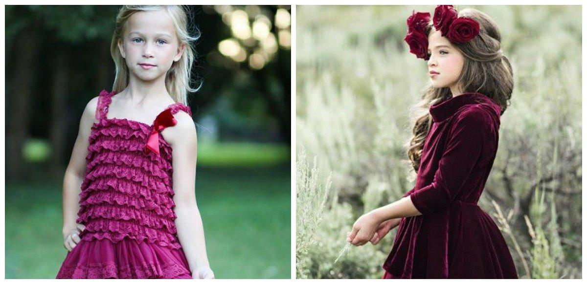Pastel doux et les couleurs naturelles sont des solutions élégantes pour la mode enfant 2018