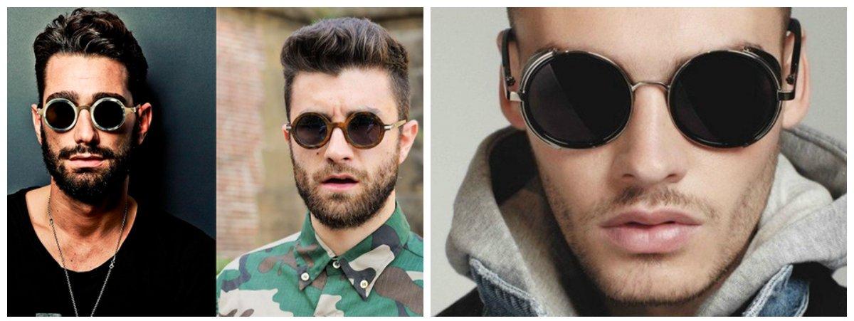 Lunette homme 2019: les tendances pour les lunettes de soleil 2019
