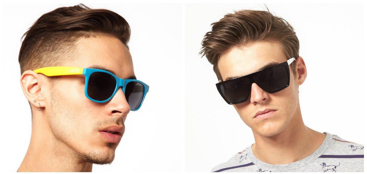 Les modèles à la mode de lunette homme 2018 sont représentés par des marques célèbres.