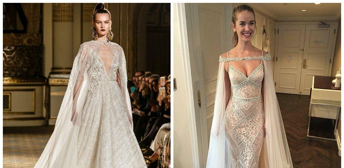 Les robe de mariée 2018 seront très différentes des années passées