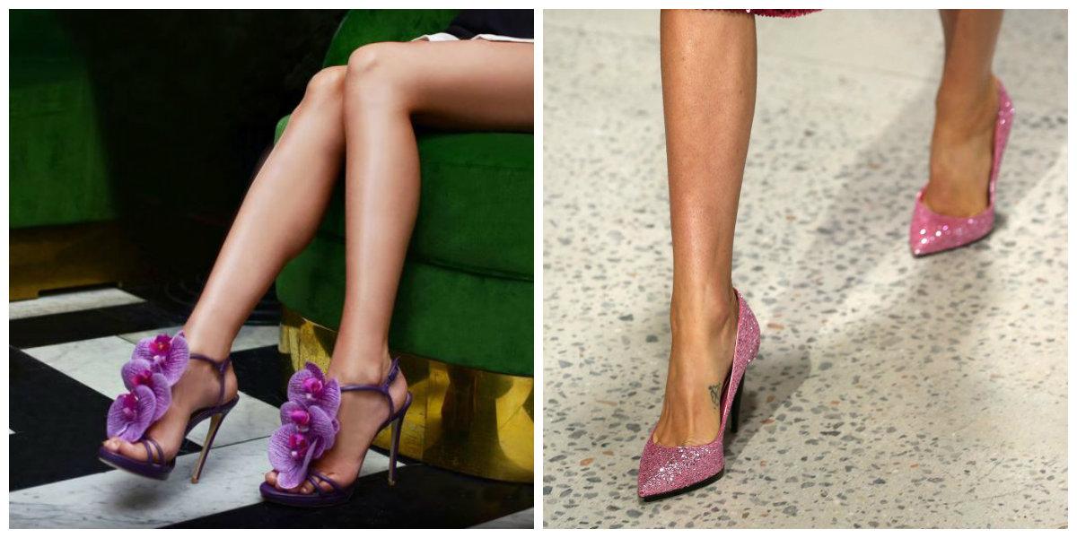 Chaussures femme 2019: les tendances des chaussures à la mode 2019