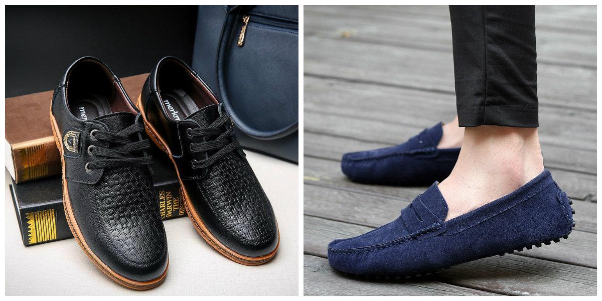 Chaussures homme 2019: styles pour les chaussures professionnelles