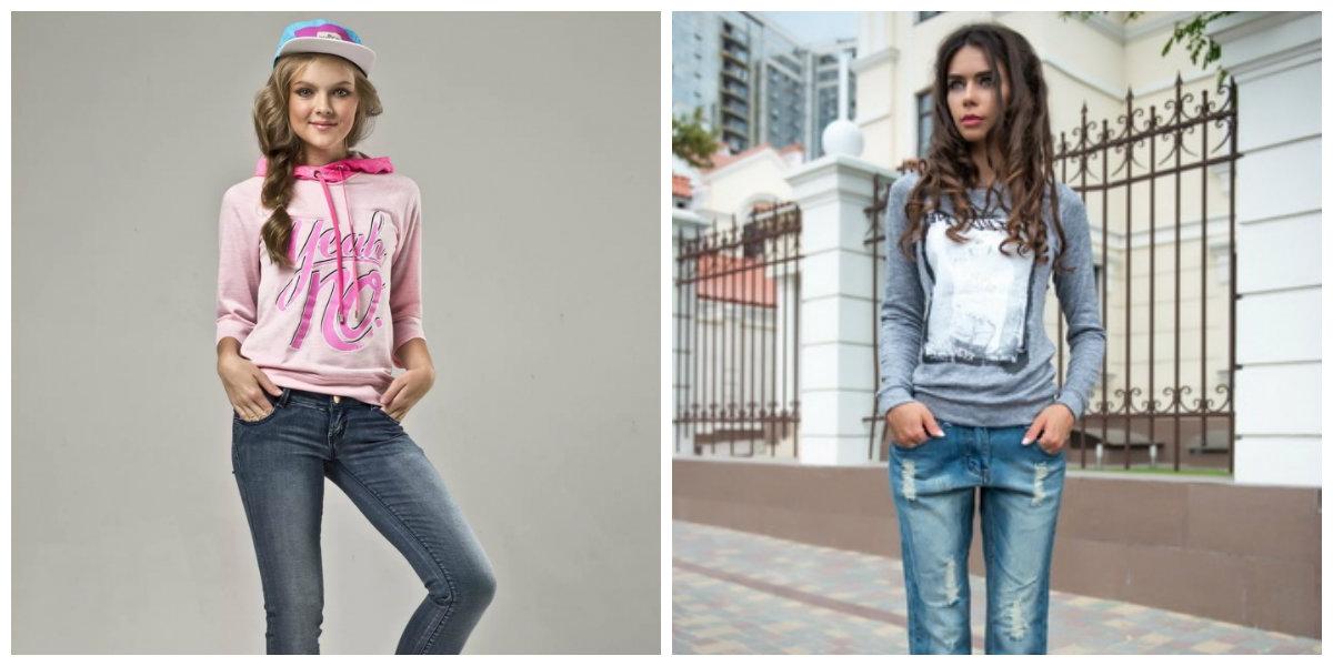 Mode fille 2019: des tendances à la mode et des idées audacieuses