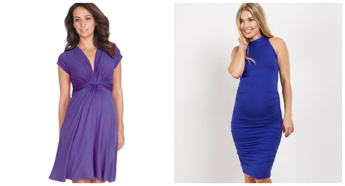 Découvrons les tendances de la mode maternité 2019.