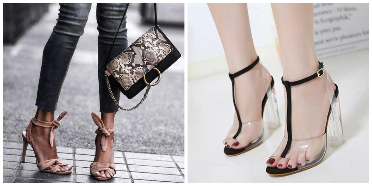 Voyons donc quel style les chaussures d'été femme 2019 sont à la mode.