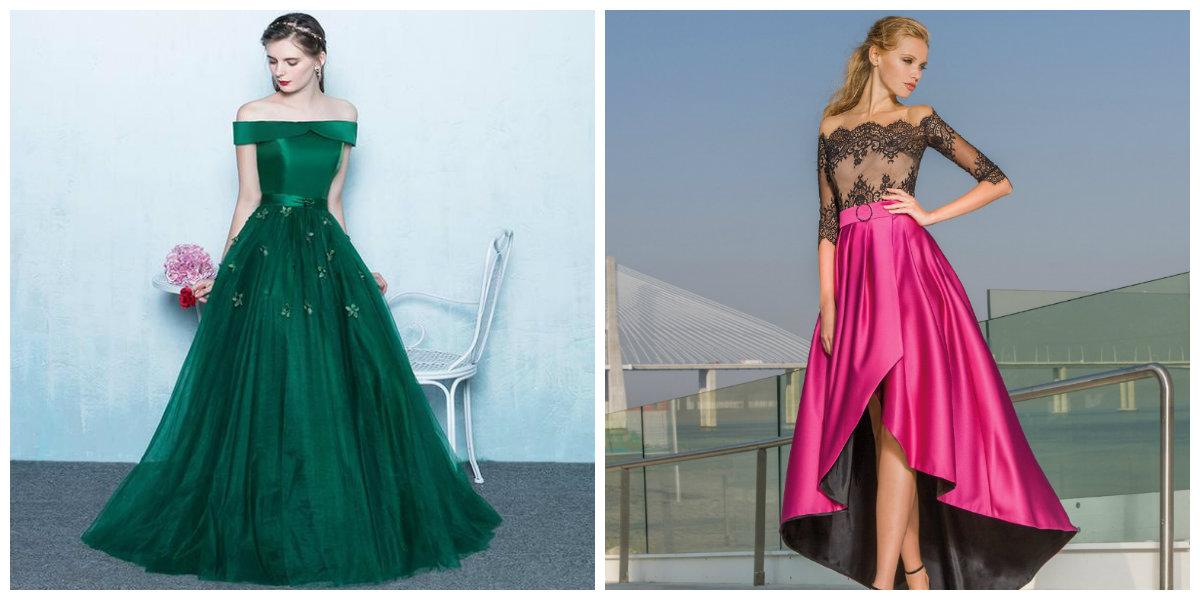 Robes de soirée 2019: tendances élégantes pour les robes de soirée