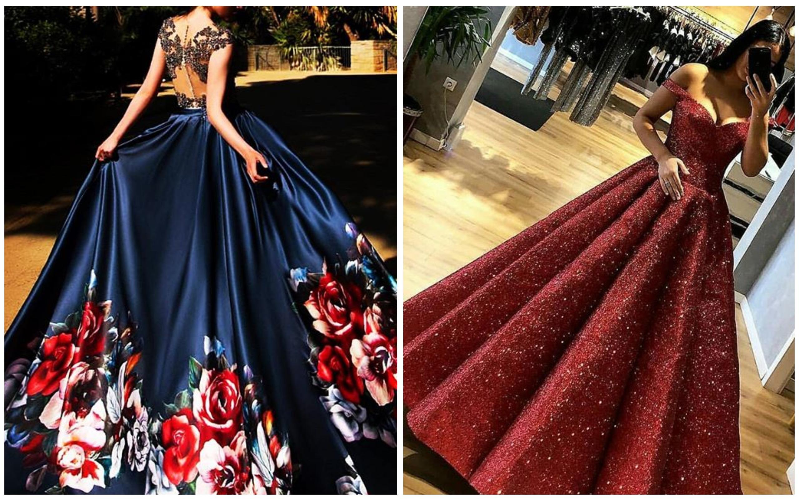 Robes soirée 2020։ les tendances principales des robes de soirée