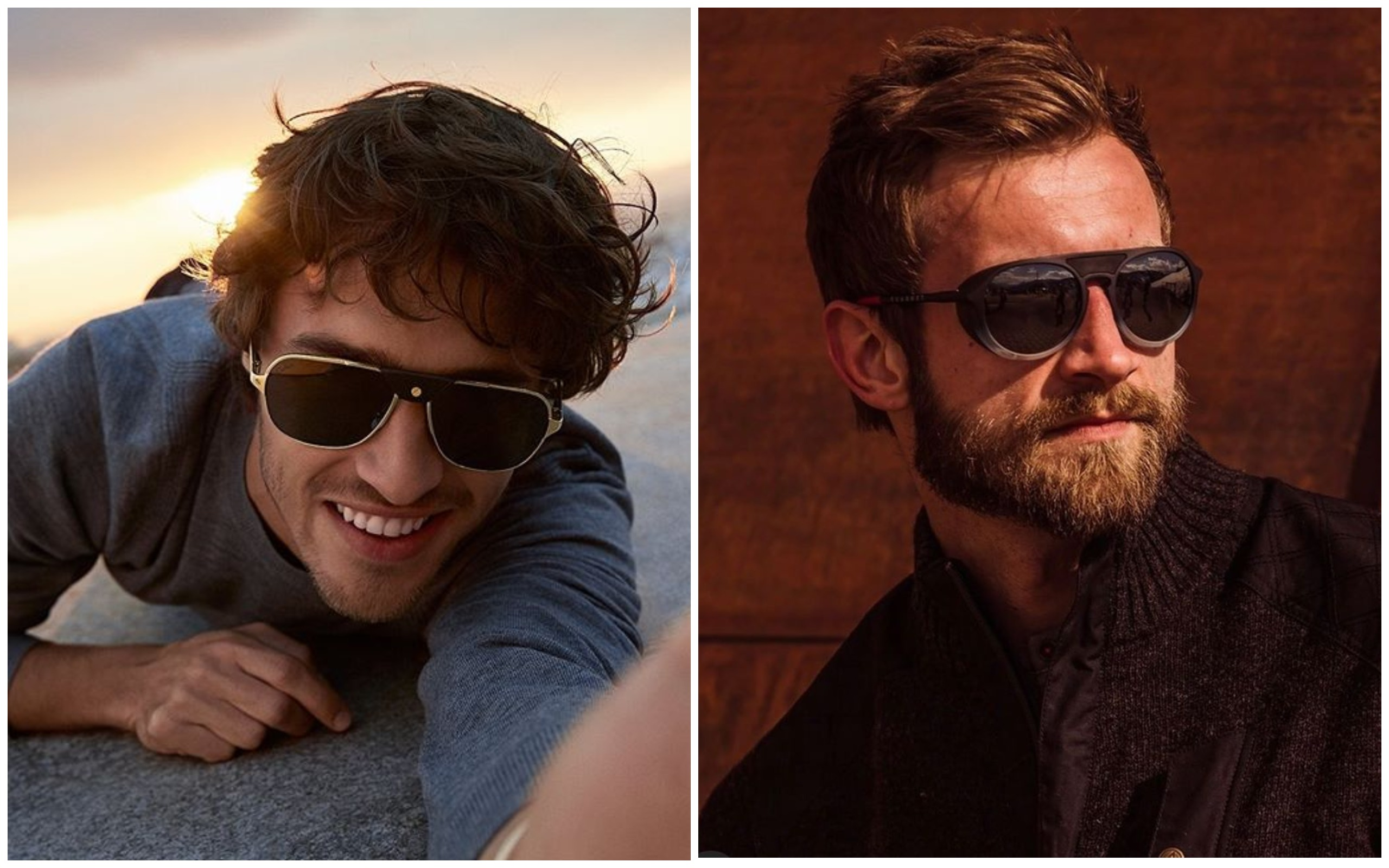 Lunette homme 2020: les tendances pour les lunettes de soleil 2020