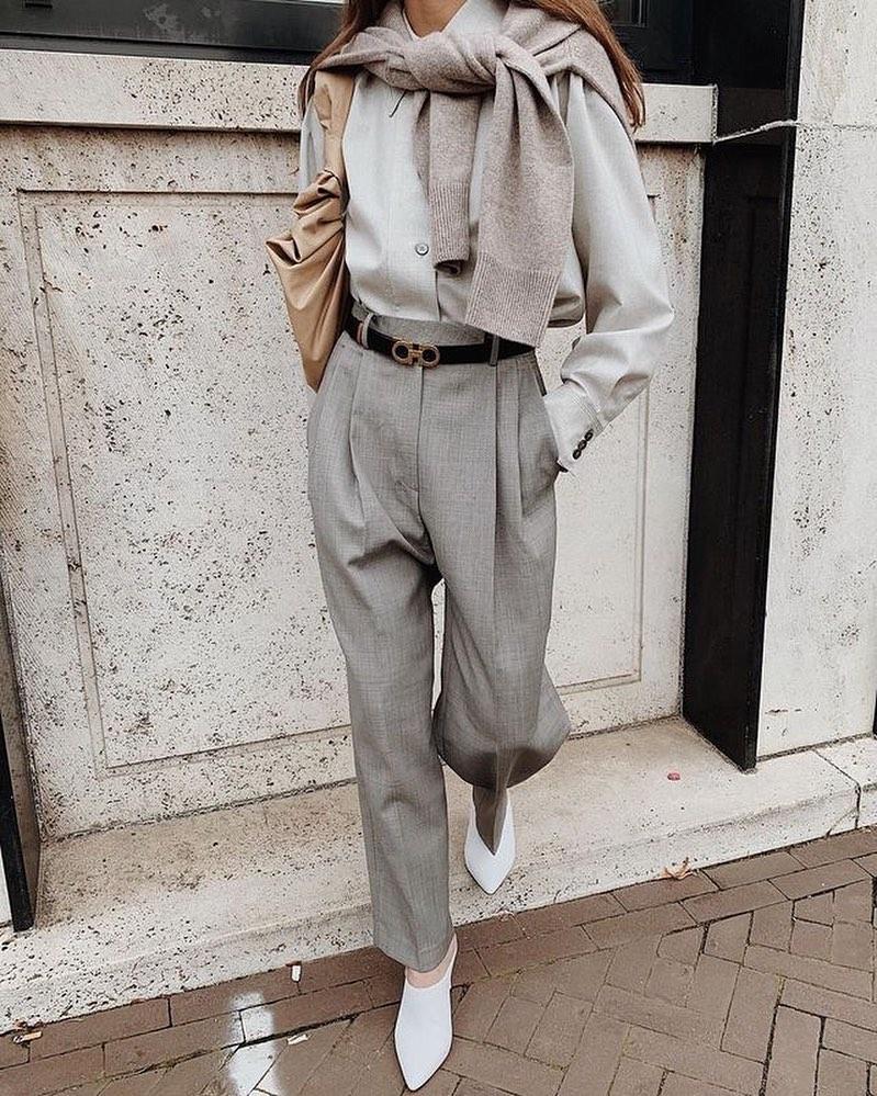 pantalons femme 2020