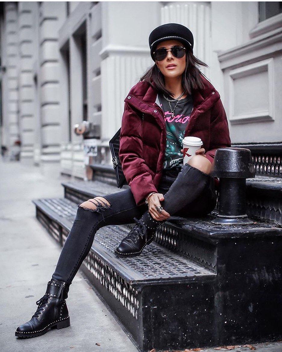 Top 4 des manteaux femme hiver 2020