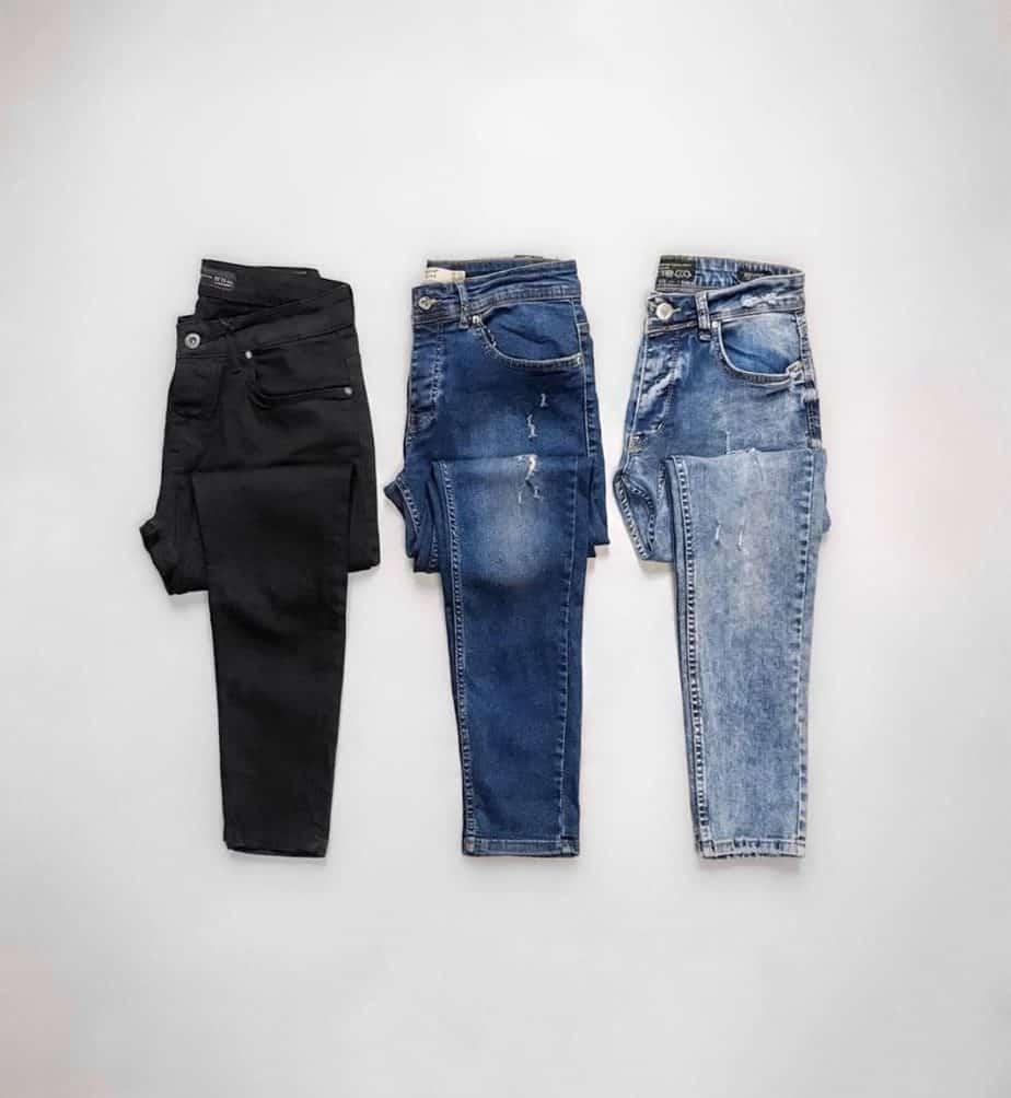 Denim dans des vêtements pour les garçons adolescents 2021