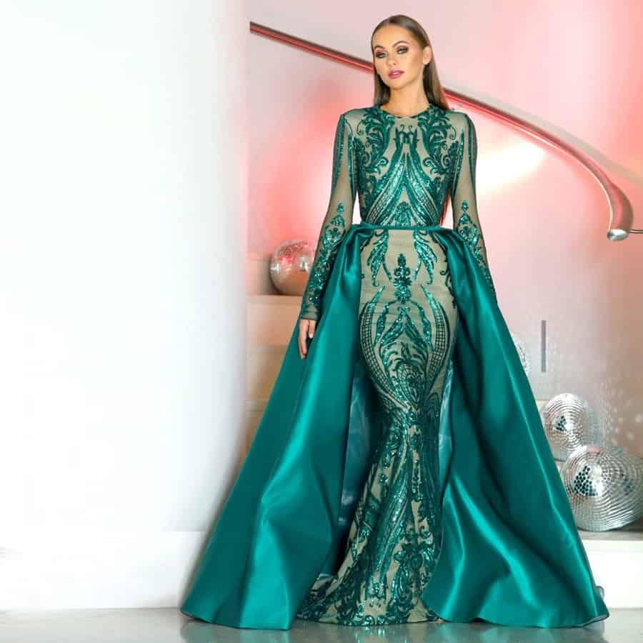 Robes de soirée 2021