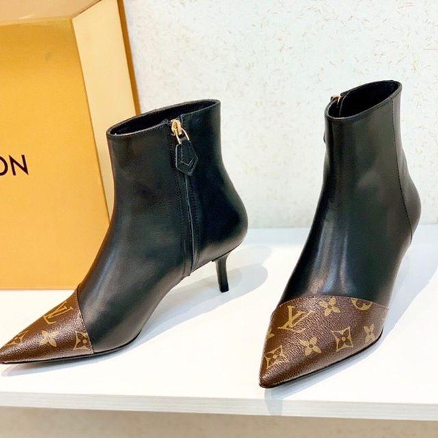 Chaussures d'hiver pour femmes 2021: talons aiguilles
