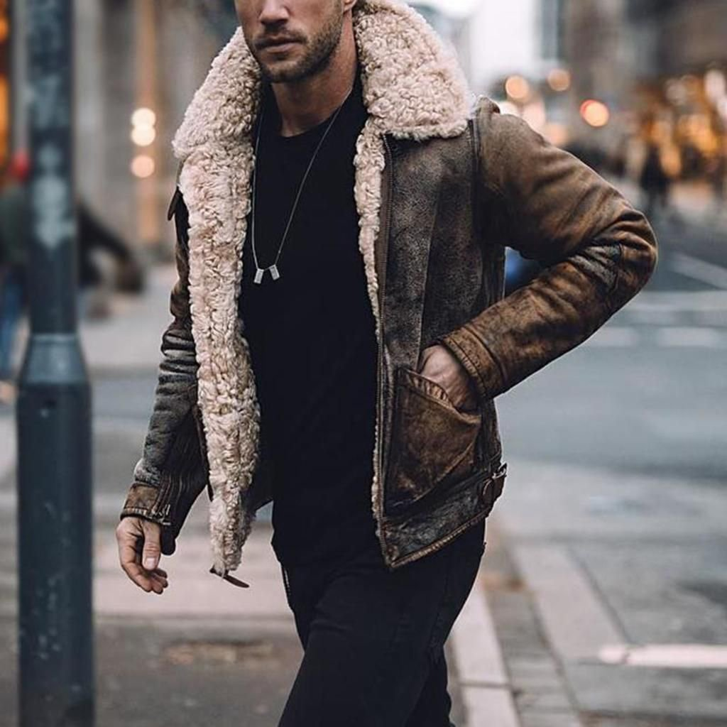 Manteaux homme 2021: modèles actuels