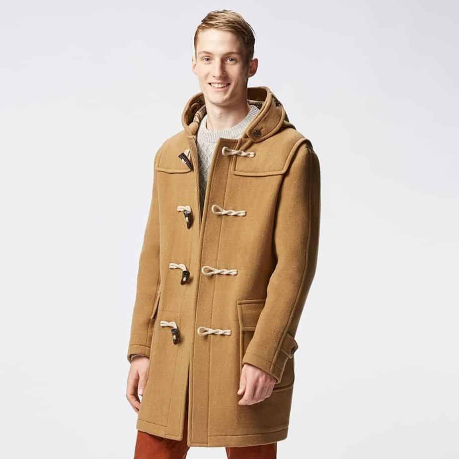 Manteaux homme hiver 2021: Duffle Coat