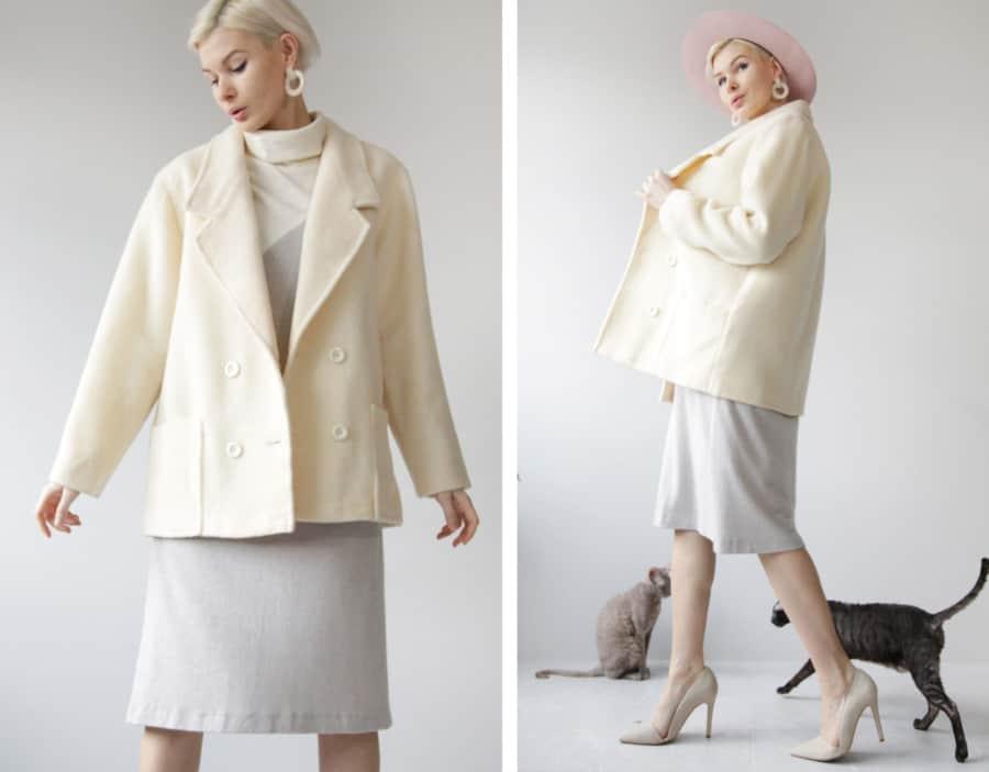 Manteaux femme 2021: Couleurs et Imprimés