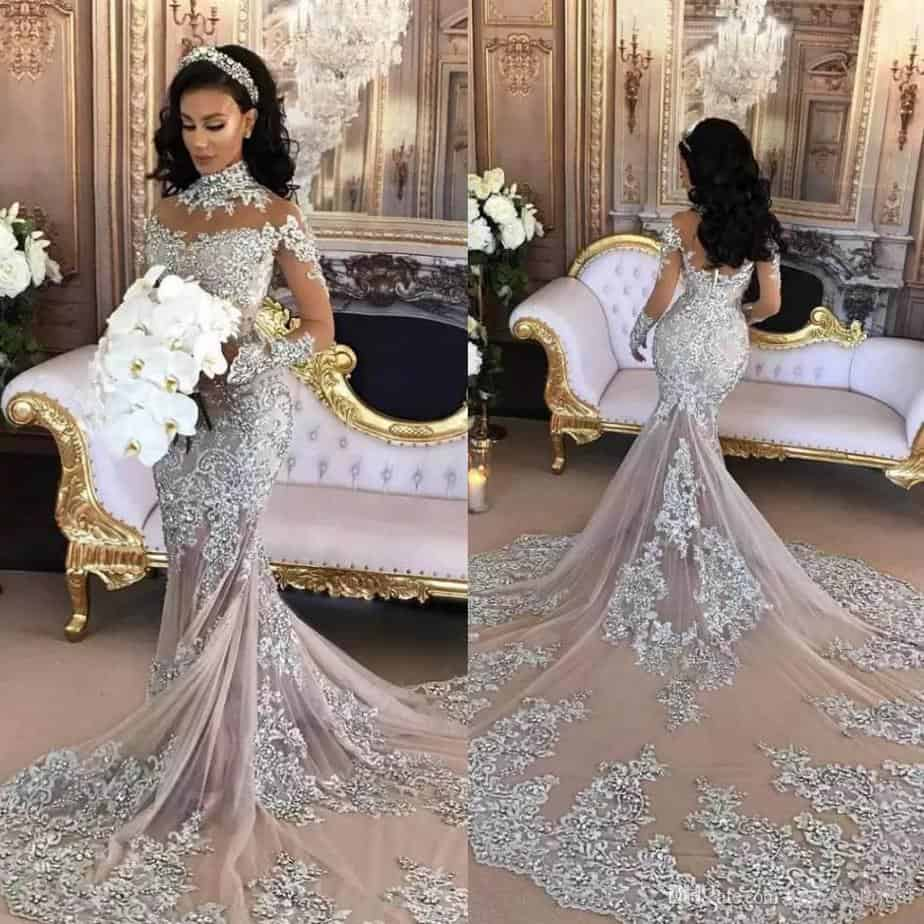 Robes de mariée sirène 2021