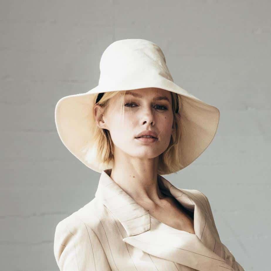 Tendances du chapeau dans la mode femme 2021