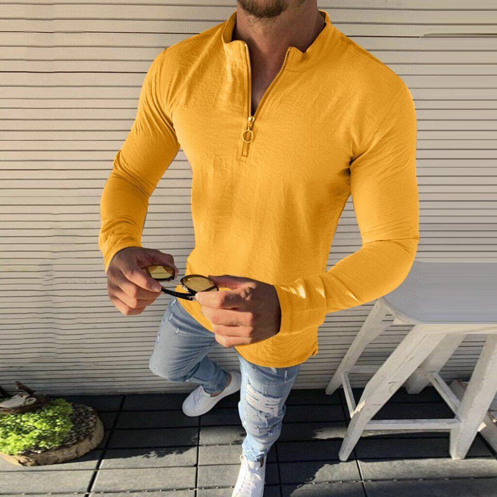 Chemises homme 2021: les tendances