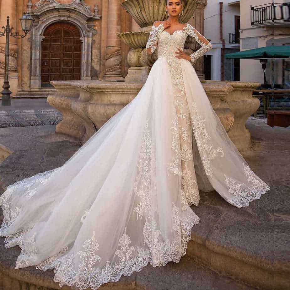 Robes de mariée 2021