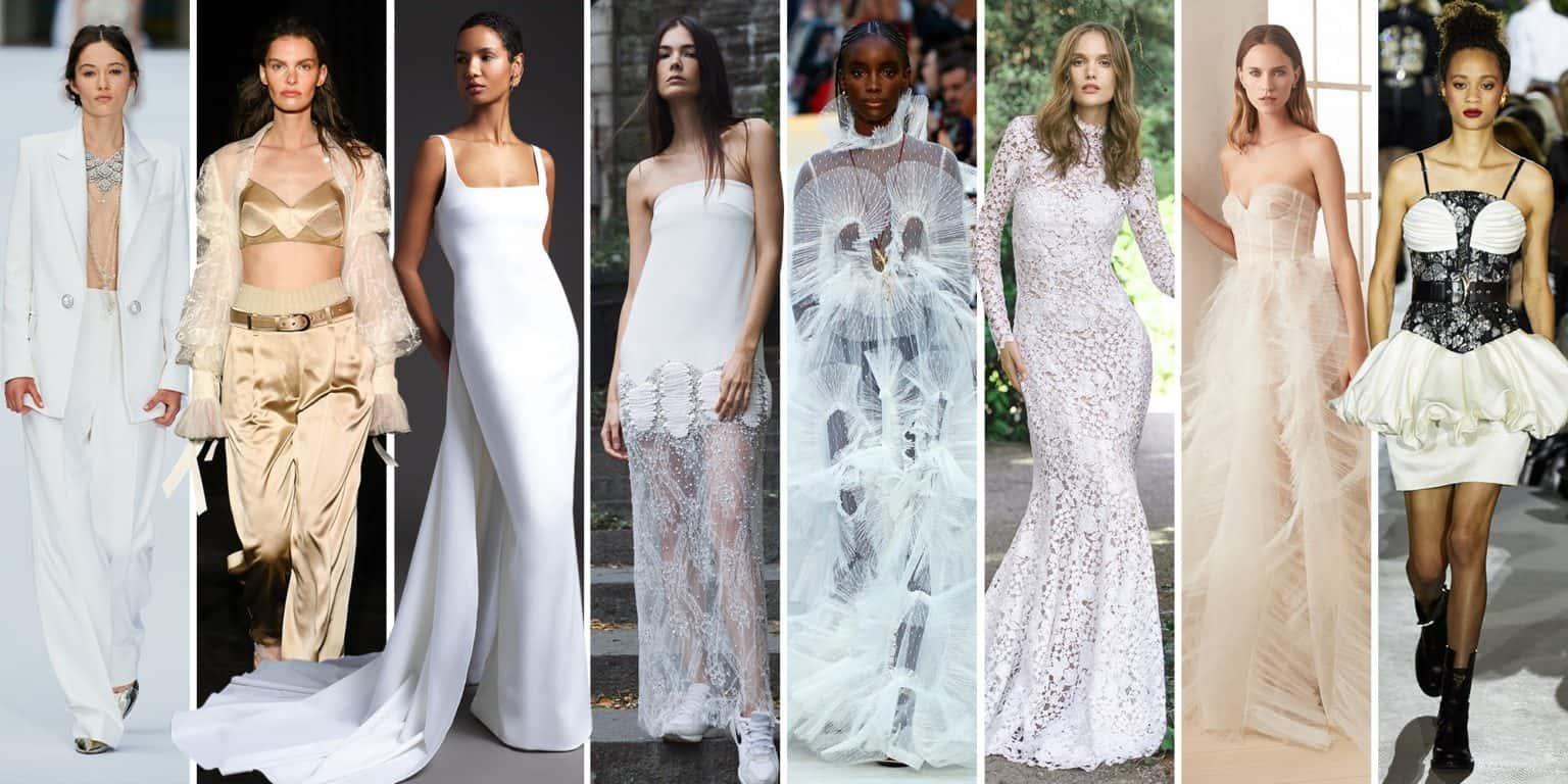 Robes de mariée 2021: Décors