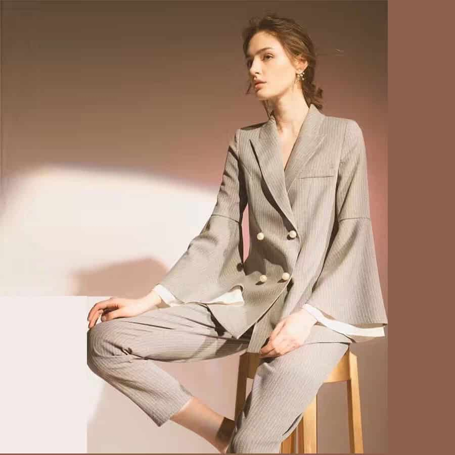 Tailleurs-pantalons automne / hiver 2021
